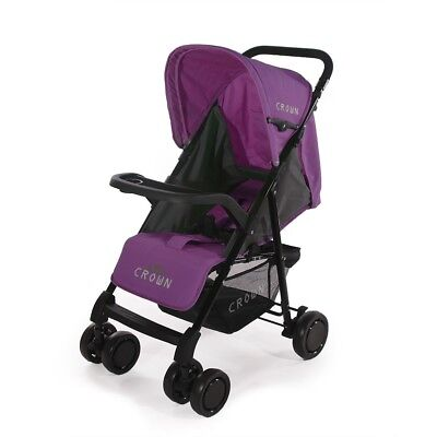 superleichter BUGGY Crown, Kinderwagen Sportwagen Sportbuggy Kinderbuggy