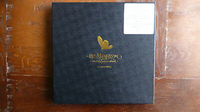 "THE MISSION. Butterfly On A Wheel. 10"" Vinyl Box Set. Numbered 03650. Inc Poster"