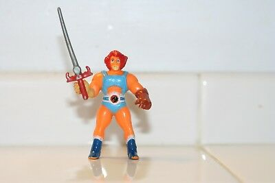 Vintage 1986 Thundercats LJN Mini Lion-O Complete with Sword Of Omens Telepix