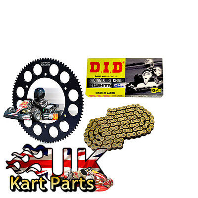 KART 110 Link DID 219 Chain and 219 Talon Premium Sprocket Offer