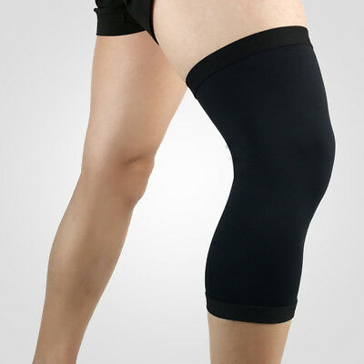 EG _ sport compression Genouillère attelle support protection respirant Jambe