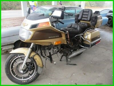 Honda Gold Wing®  1985 Honda Gold Wing Used PARTS PROJECT COMPLETE IN PIECES