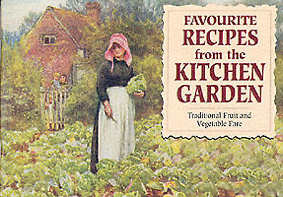 Favourite Recipes from the Kitchen Garden by Helen Allingham (Paperback /