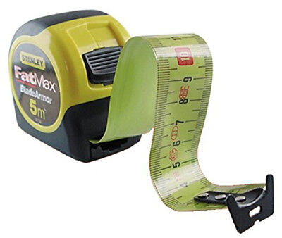 Stanley FMHT0-33864 5m FatMax Magnetic Tape With Blade Armor Tape Measure 32mm
