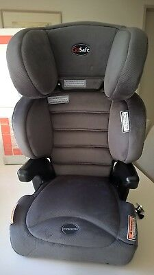 GO SAFE, Child Car Booster Seat, Aust. Standard, Side Impact Protect. Adj. NEW
