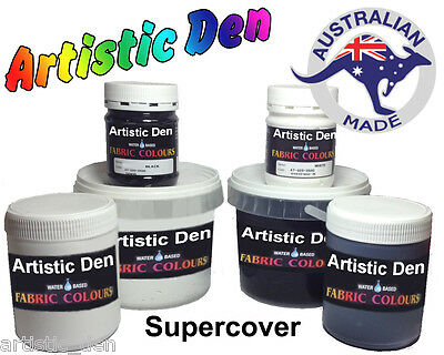 Supercover Printing Ink  Paint / ink  Permaset Compatible Screen Print Ink