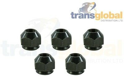 Land Rover Discovery 2 (98- 04) Steel Wheel Nuts for Steel Wheels x5 - ANR4851