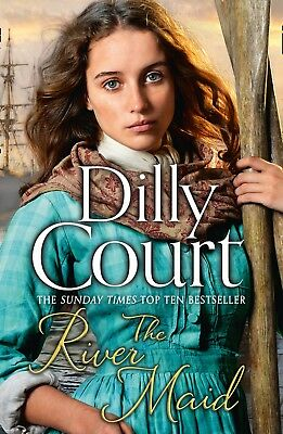 The River Maid (The River Maid, Book 1) Paperback – by Dilly Court