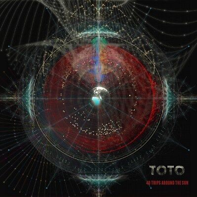 40 Trips Around the Sun: Greatest Hits - Toto (Album) [CD]