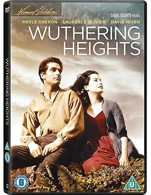 Wuthering Heights - Samuel Goldwyn Presents [DVD]