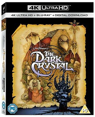 The Dark Crystal (4K with Blu-ray) [UHD]
