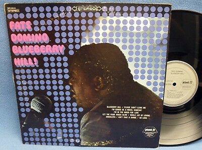 LP FATS DOMINO - Blueberry Hill // Pickwick USA