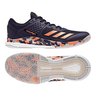 ADIDAS Damen Indoorschuh Crazyflight Bounce 2.0 grau