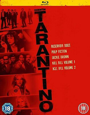Quentin Tarantino Collection (Box Set) [Blu-ray]