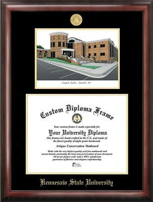 OREGON STATE Beavers Diploma Frame with Limited Edition Lithograph ...