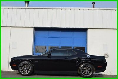 2016 Dodge Challenger R/T Repairable Rebuildable Salvage Lot Drives Great Project Builder Fixer Easy Fix