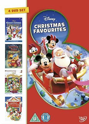 Disney Christmas Favourites [DVD]