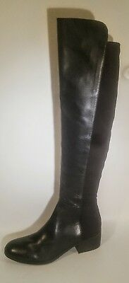 a4b5f5f47d5 NEW STEVE MADDEN Black Thigh High Over the Knee Boots  149 -  99.99 ...