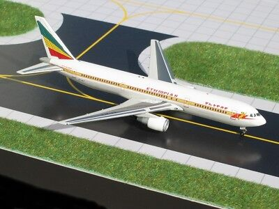 CLEARANCE Gemini Jets 1:400 Scale Ethiopian Airlines Boeing 767-300 GJETH457
