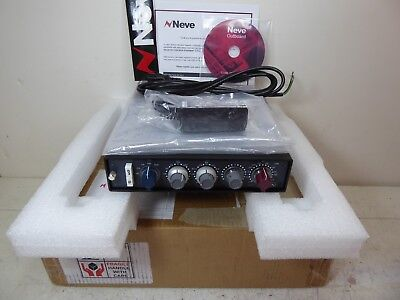 Neve 1073N Microphone Preamp Equalizer Stand Alone 1073 Lqqk Open Box