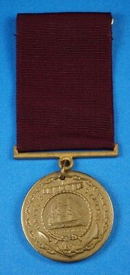 US Navy Named (Fred M. Tancher) Good Conduct Medal to an Aviation Machinist Mate