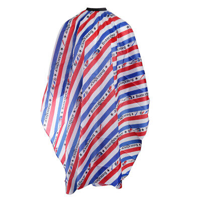 Pro Waterproof Salon Cape Gown Barber Hair Cutting Hairdressing Apron Unisex
