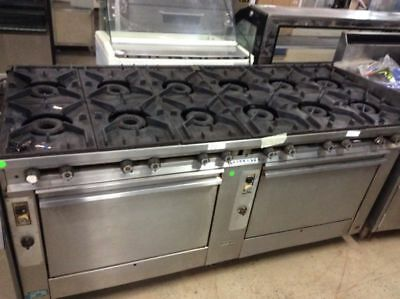 Tallents Commercial Gas Stove