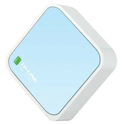 TP-Link TL-WR802N N300 300Mbps WiFi Wireless Mini Travel Portable USB Router
