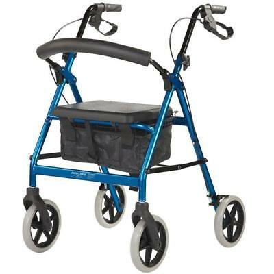 All Terrain Wheeled Walker - Lightweight, Height Adjustable