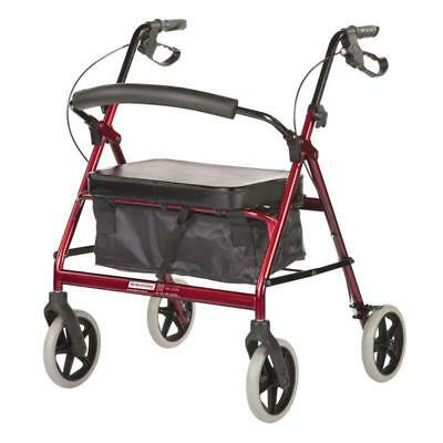 Maxi Plus Wheeled Walker - Bariatric Rollator