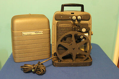 Bell & Howell Autoload 8MM Movie Projector Model 353
