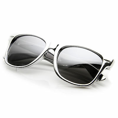 Sunglasses Silver Wayfarer Style Available Bulk Orders Wedding Party Favors