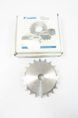 New Tsubaki 60B20Ss Stainless Single Row Chain Sprocket 3/4In Rsb D596752