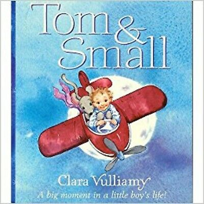 Tom and Small by Clara Vulliamy, Paperback, New Book