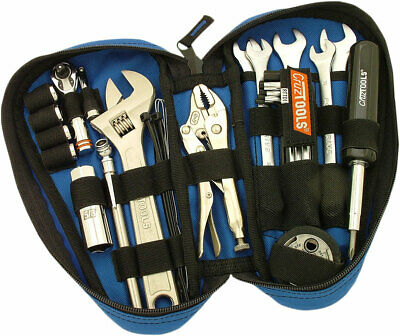 CruzTOOLS RoadTech Teardrop Tool Kit for Harley-Davidson Motorcycles (RTTD1)