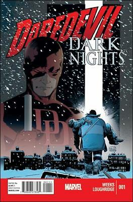 Daredevil Dark Nights (2013)   #1 to 8 Complete    NM- to NM/M