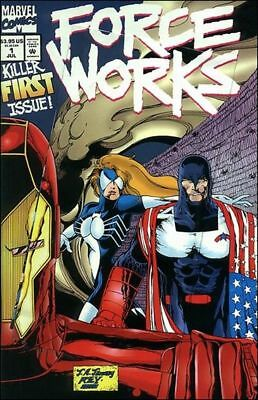 Force Works (1994)    #1 to 22 Complete    NM- to NM/M
