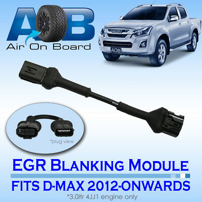 EGR 001 BLANKING MODULE FOR 4JJ1 Engine ISUZU D-Max 2012 - Onwards