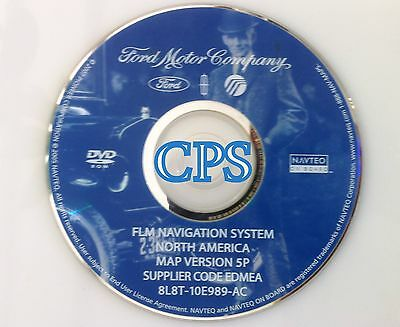 Alpine Honda Acura 2008 Navigation DVD Version 4.63