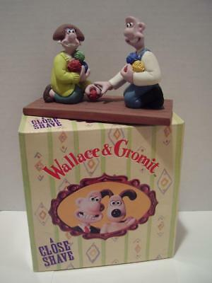 Wallace & Gromit - A Close Shave - Boxed Wallace Meets Wendolene - 1989