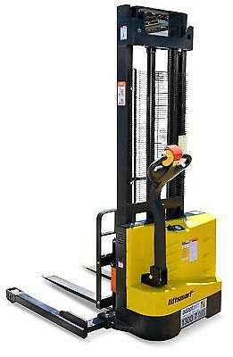 Electric Walkie Stacker - Liftsmart LS10 - 1000kg