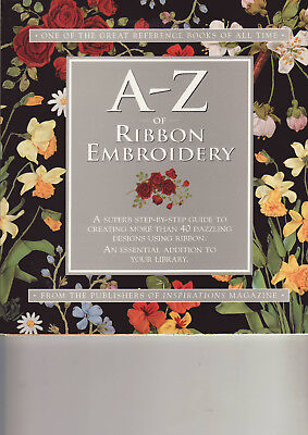 ;A-Z of Ribbon Embroidery'