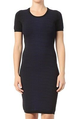 fb020ab498a NEW FRENCH CONNECTION Danni Degrade Bodycon Dress Size 10 MSRP $148 ...