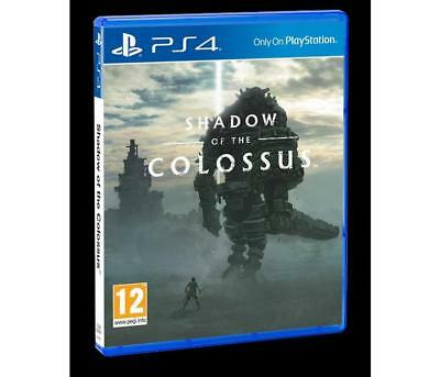 Giochi Sony PS4 SONY COMPUTER - SHADOW OF THE COLOSSUS PS4