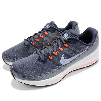 ce3a62c9d74c Nike Air Zoom Vomero 13 Thunder Blue White Men Running Shoes Sneakers 922908 -400