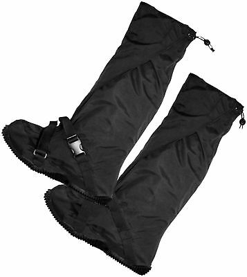 Frogg Toggs FL101-01S/M Over-Boot Leggings Sm-Md Black