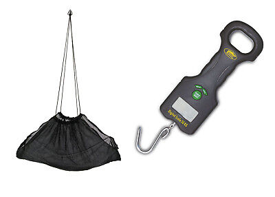 Lineaeffe  Digital Scales & Weigh net Sling combo Carp & Coarse Fishing