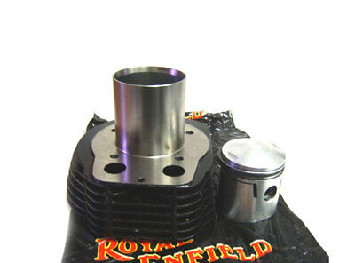Royal Enfield Factory Packed Zylinder Fass und Kolben Kit - 350cc