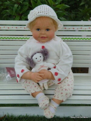 Retired ~ Gotz Marian ~ 21 Inch Doll by Didy Jacobsen 2/555 LE
