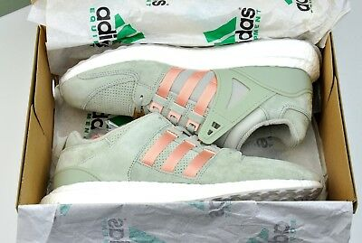 53ce589b6f7 CONCEPTS X ADIDAS Ultra Boost EQT Support 93/16 Sage sz 10 New 100%  Authentic